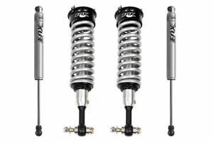 Fox 2 0 Performance Series Coilovers Shocks Set For 2014 2018 Ford F 150 4wd