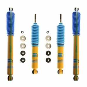 Bilstein 4600 Monotube Gas Oem Shocks Set For 99 16 Ford F 250 Super Duty 2wd