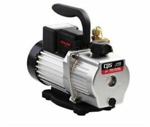 Cps Products Vp2d Pro set Two Stage Vacuum Pump 2 Cfm 10 Micron New