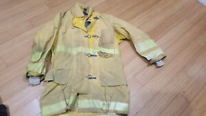 Globe Gx 7 Firefighter Turnout Jacket Size 36x35