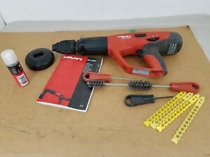 Hilti Dx 460 Powder Actuated Tool Fastner Driver