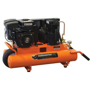 Industrial Air Contractor 6 Hp 8 Gal Wheelbarrow Air Compressor Cta5590856 New