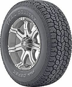 Dick Cepek Trail Country Lt275 65r20 E 10pr Bsw 2 Tires