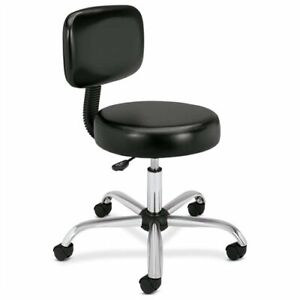 Hon Medical Exam Stool 24 3 X 27 3 X 36 Black mts11ea11_35