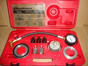 Gearwrench 3289 Oil Pressure Check Kit Excellent Condition