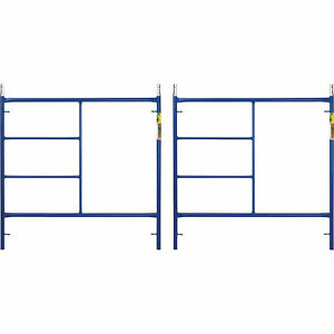 Metaltech Saferstack 5ft X 5ft Mason Frame 2 pack Model M mf6060apsk2