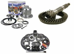 Toyota 8 4cyl Yukon Air Zip Locker 5 29 Ring And Pinion Gear Pkg