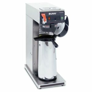 Bunn Cwtf15 aps 1370 W Brewer Stainless Steel 1370 W 1 Cup s Stainless