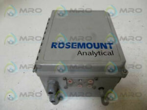 Rosemount Analytical Sps 4001b Auto Calibration Systems Used