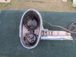 1957 Lincoln Premier Right Headlight Assembly