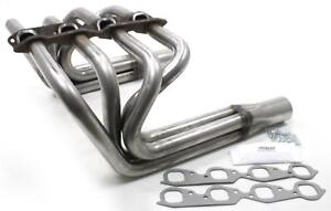 Patriot Roadster Sprint Style For T bucket Headers Natural 1 7 8 Tubes