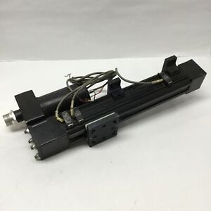 Industrial Devices Rs21205a 6 Electric Cylinder Rodless Linear Step Actuator 6