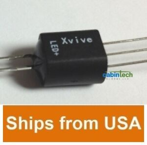 Qty 4 Of Xvive Audio Vtl5c3 2 Dual Element Opto coupler Vactrol
