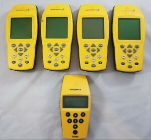 Trimble Geoexplorer 2 And 3 Gps Data Collection System Lot Of 5