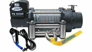 Superwinch Tiger Shark 15500 Winch 1515200