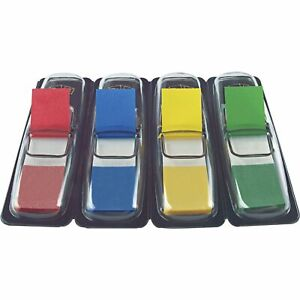 Post it reg Assorted Color Small Flags Value Pack 68346pk