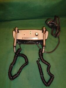 Welch Allyn 74700 Otoscope Ophthalmoscope Light Source Wall Transformer