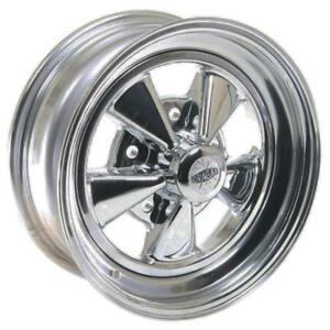 Cragar 08 61 S S Super Sport Chrome Wheel 15 X6 5x5 5 Bc Set Of 2