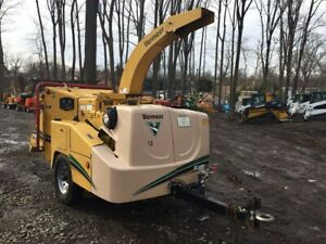 2009 Vermeer Bc1000xl With Only 1413 Hours 2555