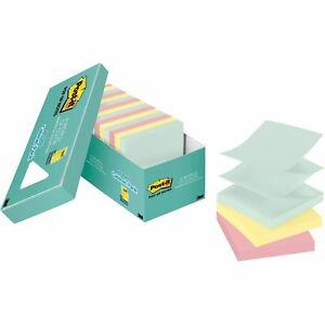 Post it reg Notes Cabinet Pack In Marseille Colors r33018apcp