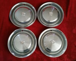 1974 Cadillac Hubcaps 1975 Wheel Covers 1976 15 1973 1977
