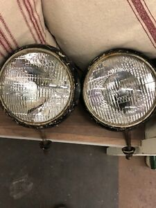 1930s Ford Model A Headlights