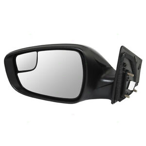New Drivers Power Side Mirror Heated Blind Spot Glass For 14 16 Elantra Korea