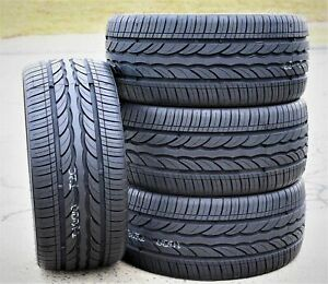 4 New Leao Lion Sport Uhp 235 45r18 94w A S High Performance All Season Tires