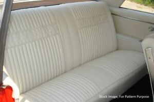 1964 Oldsmobile Cutlass Holiday Coupe Rear Seat Cover