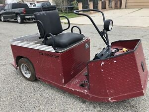 2007 Taylor dunn Industrial Cart Personnel Carrier