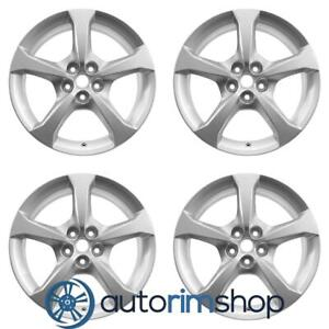 Chevrolet Camaro 2013 2014 2015 20 Factory Oem Staggered Wheels Rims Set