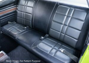 1971 Plymouth Duster Demon 340 Hardtop Rear Seat Cover