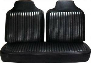 1972 Dodge Dart Plymouth Val Duster Bench Seat Cover With 7 Headrest