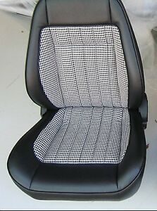 1993 2002 Chevrolet Camaro Pace Car Restomod Deluxe Front Bucket Seat Covers