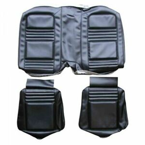 1978 1981 Pontiac Firebird Trans Am Rear Seat Covers