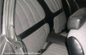 1970 Chevrolet Camaro Cloth Insert Coupe Rear Seat Cover
