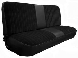 1973 1981 Chevrolet Truck Bench Front Seat Cover