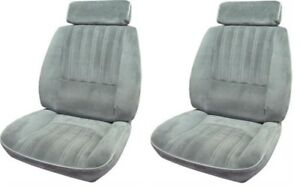 1987 Buick Regal T Type Bucket Front Seat Covers