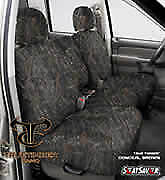 Seatsaver Seat Protector 2010 14 Fits Nissan Titan Front Buckets Power Seats