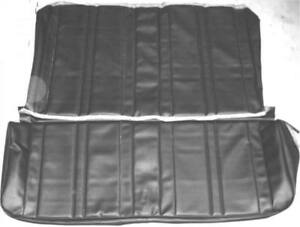 1968 Buick Skylark Gs 350 Standard Interior Coupe Rear Seat Cover