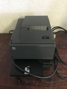 Ncr 7167 Thermal Printer 7167 2011 9001 Validation Pos Receipt Printer