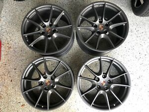 20 Porsche 911 Rad Carrera S Rims Set Of 4