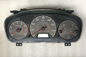 2000 2001 2002 Honda Accord Ex Speedometer Cluster Coupe Mt 2 3l 78100 S82 A440