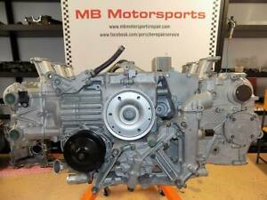 99 02 Porsche 996 Carrera 3 4l Rebuilt Engine Long Block 1 Year Warranty