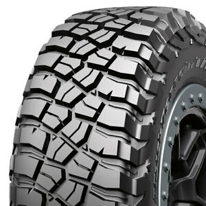 4 New Bfgoodrich Mud terrain T a Km3 Lt35x12 50r18 Load E 10 Ply M t Mud Tires