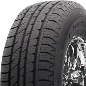 2 New 255 60r18xl Continental Conticrosscontact Lx 255 60 18 Tires