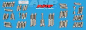Arp Engine And Accessory Fasteners Stainless Steel 12 point Ford 332 428 Fe Kit