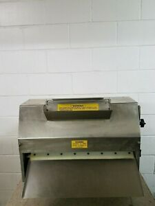Somerset Cdr 21 Double Pass Dough Roller 120 Volts 1 Phase Tested