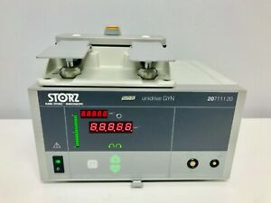 Karl Storz Unidrive Ii Gyn Console And Footswitch