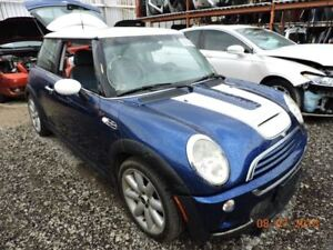 Engine 1 6l Convertible With Supercharged Option Fits 02 08 Mini Cooper 984355